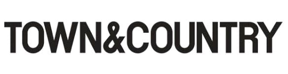 TOWN & COUNTRY press logo